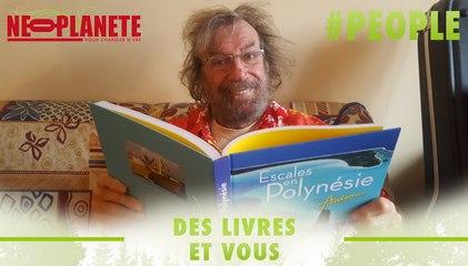 [Des livres et Vous] Notre rencontre avec Antoine, le gardien des mers !
