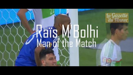 Raïs M'Bolhi – Man of the Match vs Zimbabwe – CAN 2017