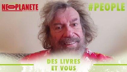[Des livres et vous] Interview d'Antoine, le bisounours babacool !