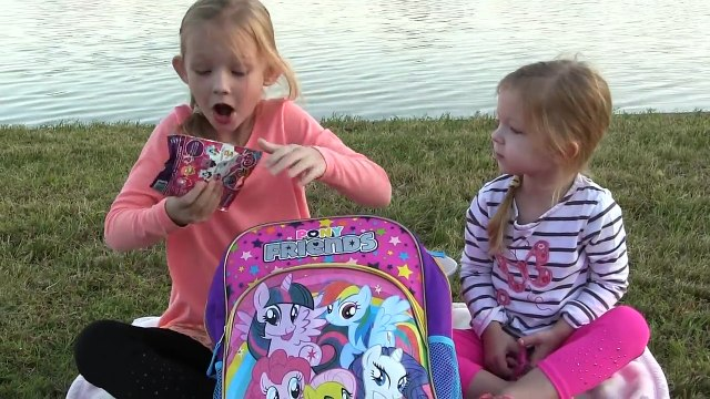 My Little Pony Surprise Backpack * My Little Pony Blind Bags *Shopkins * Minions *
