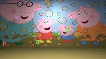 BRAND NEW Peppa Pig ABC Muddy Puddles 3D Animation Learning Letters for Kids & Toddlers