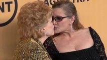 Debbie Reynolds y su hija Carrie Fisher: un tándem imperfecto
