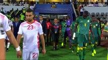 Match CAN 2017 Tunisie vs Sénégal - Deuxième mi-temps 15-01-2017