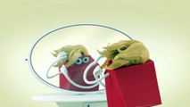 McDonalds Happy Meal Zabawki Pokemon TV Toys Reklama HD
