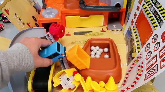 타요 꼬마버스 타요 중장비 놀이 폴리 뽀로로 장난감 мультфильмы про машинки Игрушки Tayo the Little Bus Car Toys