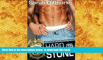 BEST PDF  Hard as Stone (Passion in Paradise: The Men of the McKinnon Sisters) (Volume 2) READ