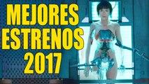 ESTRENOS 2017-- Las 10 peliculas más esperadas -- ( análisis, trailers y sinopsis) HD