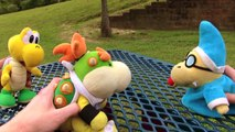 SML Movie: Bowser Juniors Biggest Fear!