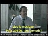 PUB NEUF ADSL+TELEPHONE+TV+MUSIQUE ILLIMITEE 2007
