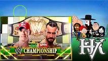 WWE Money In The Bank 2011 CM Punk vs John Cena