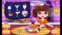 Halloween Times - Barbie Halloween Cake - Halloween Spooky Pancakes - Halloween Games