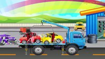 Car Factory Dream Cars Factory | Auto Car Mechanic Garage - Best Android Game App for Kids