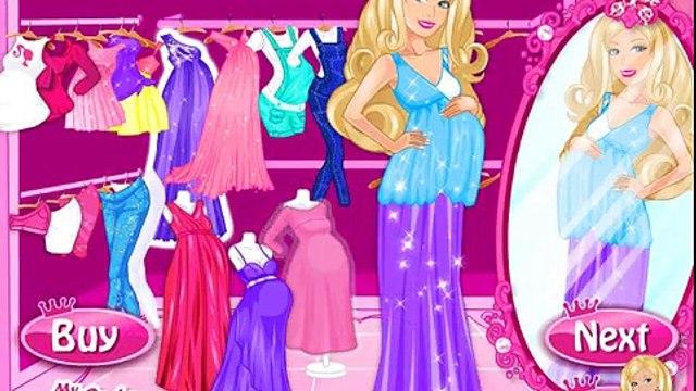 Barbie Princess Games: Barbie Pregnant Shopping - Disney Princess Games for Kids