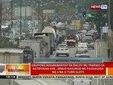 Grupong magbabantay sa daloy ng trapiko sa Katipunan Ave., binuo