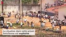Guerre des gangs: la prison brésilienne d'Alcaçuz toujours hors de contrôle