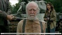 The Walking Dead : mort de Hershel