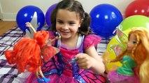 Winx Club Nickelodeon full collection of fairy doll toys: Bloom, Tecna, Musa, Stella, Flora, Aisha