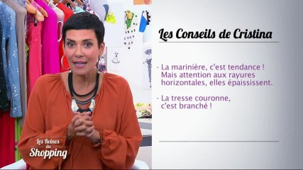 Les conseils de Cristina Cordula