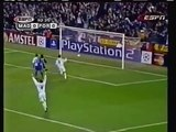 19.02.2002 - 2001-2002 UEFA Champions League 2nd Group Round Group C Matchday 3 Real Madrid 1-0 FC Porto