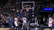 Zach LaVine Skies for the Alley-Oop