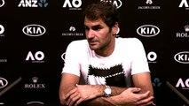 """Open d'Australie 2017 - Roger Federer : """"Je connais le danger contre Tomas Berdych"""""""