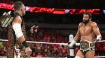 Zack Ryder vs The Miz Campeonato Intercontinental | Raw Latino ᴴᴰ