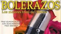 Los Guacamayos, Trío Siboney, Trío Guadalajara - Bolerazos - Los mejores tríos del bolero