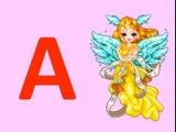 abc per bambini - alfabeto italiano per bimbi - canzone delle lettere - learn italian alphabet