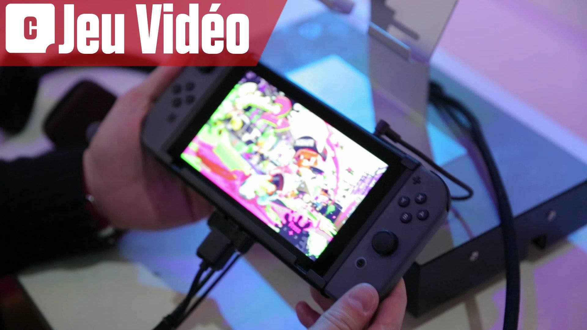Nintendo Switch : notre présentation en vidéo