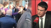 Manuel Valls giflé en Bretagne