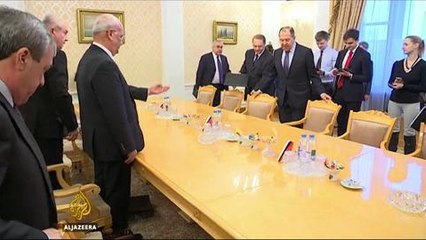 Palestinian unity: Russia hosts talks between factions