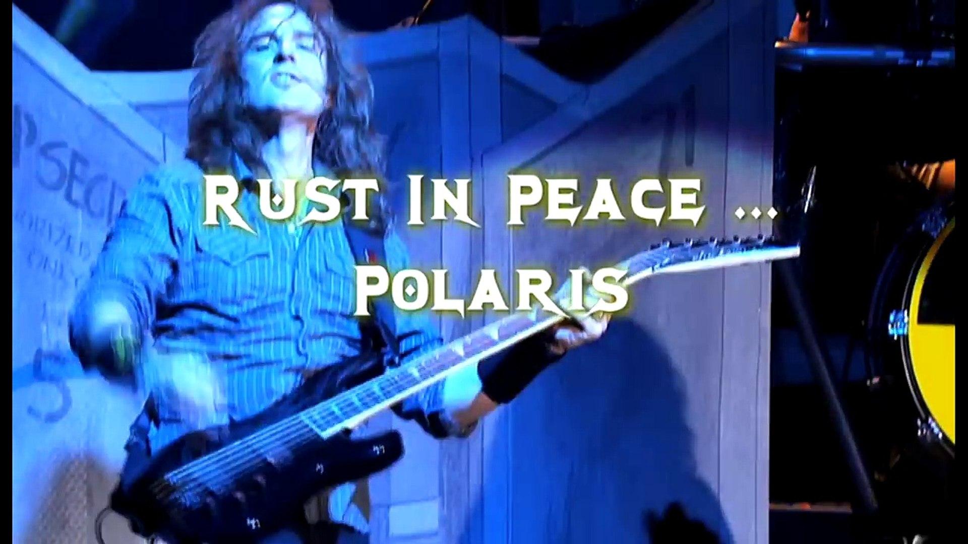 Megadeth Rust In Peace Live Trailer