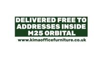 White Office Desks London: Incl. Furniture Deals