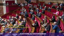 Question de M. Jean-Louis TOURAINE à Mme Marisol TOURAINE