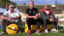 Rugby Tour Provence : efficacité de la libération au sol à Martigues Port-de-Bouc