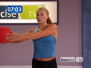 EXERCISE TV - Full Body Cardio Burn  - Teri Ann Krefting