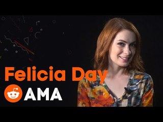 Reddit AMA: Felicia Day