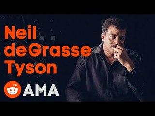 Neil DeGrasse Tyson: Reddit AMA