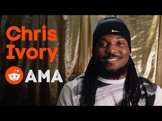 Chris Ivory, NY Jets running back. Ask me anything!
