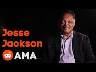Jesse Jackson: Ask Me Anything