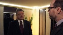 Poroshenko: Ukraine will get Crimea back
