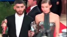 Gigi Hadid Snapchat, Gigi Hadid and Zayn Malik at Manus X Machina - The 2016 Met Gala and... -