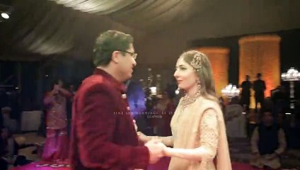 Sharmeela Farooqui romantic Dance with her Husband in a wedding ! - Video Dailymotion