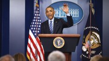 Η αποχαιρετιστήρια συνέντευξη Ομπάμα από τ�