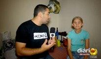 Desempregada, mulher pede ajuda para tratar problemas de saúde