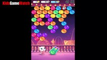 My Talking Angela Gameplay My Talking Angela Bubble Shooter Game Balloon Splash game