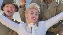 Paris Jackson Makes Modeling Debut During Eiffel Tower Photo Shoot: 'This is Finally Her Time'
