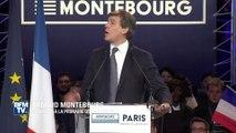 Montebourg, Hamon et Peillon croisent leurs tirs contre Valls