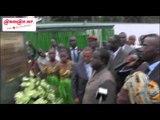 Inauguration de la Stèle réalisée en la mémoire de jeunes gens assassinés