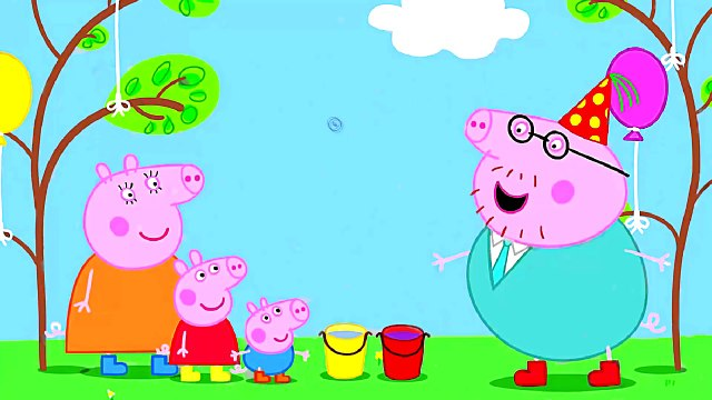 Peppa Pig Daddy Pigs Birthday Coloring Pages Peppa Pig Coloring Book